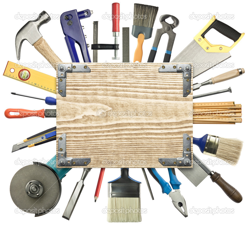 Carpentry background - photo#30