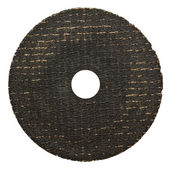 Abrasive disk — Stock Photo