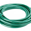 Green hose - Stock Photo