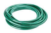 绿色软管 — 图库照片