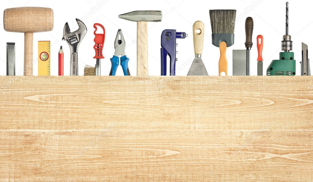 Carpentry background - photo#11