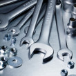 Metal tools — Stock Photo #9849384