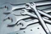 Metal tools — Stock Photo
