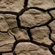 Cracked lifeless soil — Stock Photo #8513706