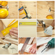 Different tools — Stockfoto