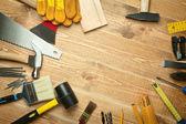 Different tools — Stock Photo