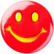 Red smiley — Stock Photo #8740619