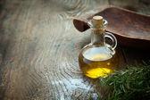 Extra virgin Olive oil — Stock Photo