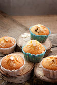 Delicious muffins — Stock Photo