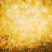Festive bokeh background — Stock Photo