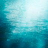 Fondo de mar de verano bokeh — Foto de Stock