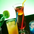Coloful cocktails — Stock Photo #8452987