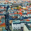 Aerial View of Berlin — Stock Photo