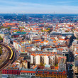 Stock Photo: Aerial View of Berlin