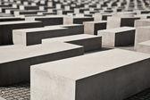 Holocaust memorial, Berlijn — Stockfoto