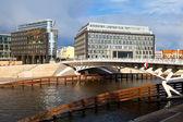 Bundespressekonferenz, Berlin, Germany — Stock Photo