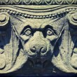 Gargoyle Face — Stock Photo
