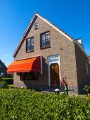 Bella casa rurale — Foto Stock