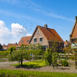 Scenics Cottages in Marken, Netherlands — Stock Photo #9060030