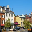 Georgetown Streets, Washington DC — Stock Photo #9271827