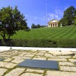 JFK Memorial — Stock Photo
