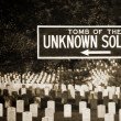 Stock Photo: Unknown Soldier Tomb Sign