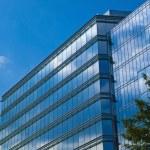 Glass Building Facade — Stock Photo #9272035