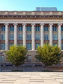 The Treasury Building in Washington, D.C. — Stock Photo