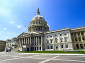 US Capitol, Washington DC — Stock Photo