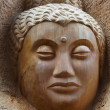 Stock Photo: BuddhOld Carving