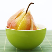 Fresh juicy pears — Stock Photo