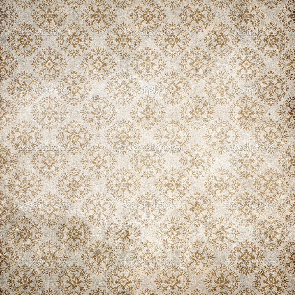 old damasc wallpaper stock photo silent47 8136872