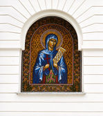 Saint Paraskevi icon — Stockfoto
