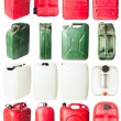 Canister set | Isolated — Stock Photo
