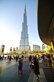 Khalifa toren — Stockfoto