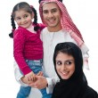 Stock Photo: Arab Family