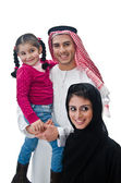 Arab Family — Stock Photo