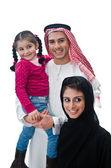 Arab Family — Stock Photo