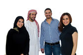 Arab Couples — Stock Photo