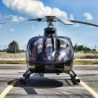 The Helicopter - Stock Photo