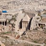 Tomb of Zechariah — Stock Photo #10028500