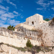 Stock Photo: Walls of Temple mount