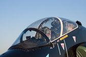 Bae hawk cockpit — Stockfoto