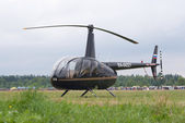 R-44 in the field — Stock Photo