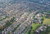 London suburbs — Stock Photo