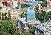 Mezquita de san petersburgo — Foto de Stock