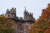 Lancaster hradní brány — Stock fotografie