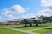 MiG-25PU jet — Stock Photo