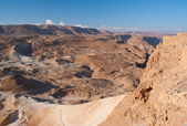 View from Masada — Stock fotografie