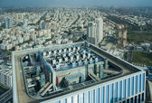Tel Aviv center — Stock Photo